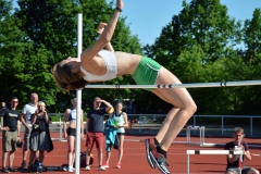 Im Hochsprung der Frauen am Sonntag beendete die Siegerin Mareike Max (SV Werder Bremen) den Wettbewerb nach dem Überspringen von 1,78m, der Qualifikationshöhe für die Deutschen Meisterschaften.