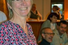 Kerstin Michaelis bekam als kleine Anerkennung für ihr langjähriges ehrenamtliches Engagement ein Präsent.