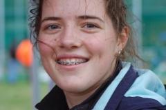 Lena Behrens von der LAV Zeven kam auf den vierten Platz im Diskuswurf der weiblichen Jugend U18.