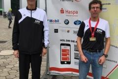 Heino Fiehnen und Carsten Ahlfeld  (v.l.)