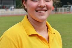 Lena Behrens belegte in Oldenburg im Diskuswurf der weiblichen U 20 den 7. Platz.