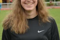 Die LAV-Sprinterin Nele Müller siegte bei der weiblichen Jugend U18 über die 100m klar mit einer Zeit von 12,21 sec.