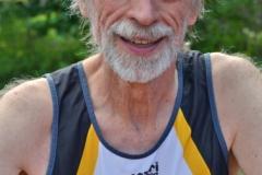 Karl-Heinz Poludniok lief über 800m bei den M65 auf den 2. Platz.