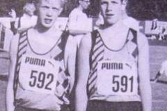 Birger Schulze und Alexander Luyten