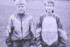 Christian Wolf und Marcus Heins