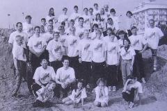Trainingslager 2000 in Igea Marina/Italien