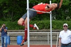 Luca Meinke dürfte mit den übersprungen 2,17m, einer neuen deutschen Jahresbestleistung bei der MJ U20, seine Chance für eine Teilnahme an der WM im finnischen Tampere verbessert haben.
