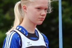 Charlotte von Bargen Siegerin Speerwurf W13