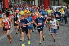 Start zum 10km Lauf