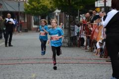 Siegerinnen 2,2km Schnupperlauf