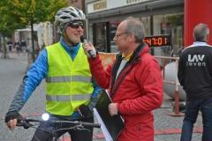 Interview mit dem Schlussfahrradfahrer