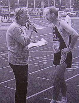 Vierfacher Norddeutscher Meister 2001 in Rostock Helmut Meier