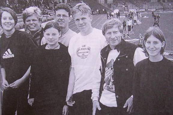 Deutsche Jugendmeisterschaften 2001 in Braunschweig