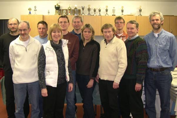 Der neue Vorstand 2006
