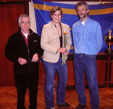 DLV-Bestennadel Gold an Catharina Mangels, TuS Alfstedt