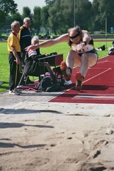 Joachim Hickisch sprang 5,20m weit
