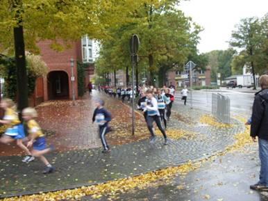2000m Schüler-Lauf – 2. Runde