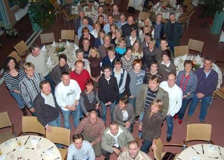 Rund 60 Leichtathleten vom MTSV Selsingen, TuS Elsdorf, TuS Heeslingen,  TuS Klein Meckelsen, TuS Zeven und VfL Sittensen fanden sich in diesem Jahr  im Atrium des Ringhotel Paulsen zum gemeinsamen Saisonabschluss ein.