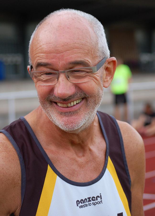Helmut Meier blickt auf das Wettkampfjahr 2016 zurück