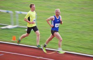 Marius Silies (Nr. 404) lief im gemischten Wettbewerb über 3000m eine Zeit von 11:29,56 min, was in der Wertung der männlichen Jugend U18 den Kreismeistertitel und auf Bezirksebene den zweiten Platz bedeutete.
