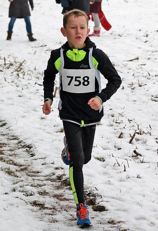 zi04: Silas Dreyer (Nr. 758) gewann die Wertung der Kinder M09 über 650m.