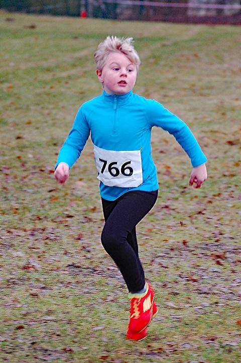 Zi04: Leonardo Orlovius siegte bei den Kindern M08 und jünger über 670m.