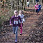 Pia Rebecca Löhn (Nr. 87) kam im Lauf der Kinder W08 über die 700m in 2:52 auf den zweiten Platz.
