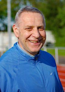 Czeslaw Pradzynski sicherte sich den Landesmeistertitel über 100m und den dritten Rang über 200m.