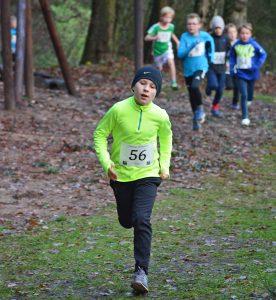 Maarten Bohlen gewann das Rennen der Kinder M09 über 860m.