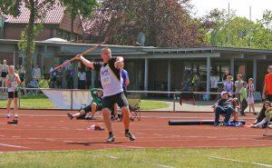 Detlef Bredehöft errang einen Bezirksmeistertitel und wurde in zwei Disziplinen Vizemeister.