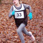 Kristin Huch (Nr. 33, LAV Zeven) kam mit genau sechs Minuten auf den vierten Platz bei der Wertung der Kinder W11 über 1300m.