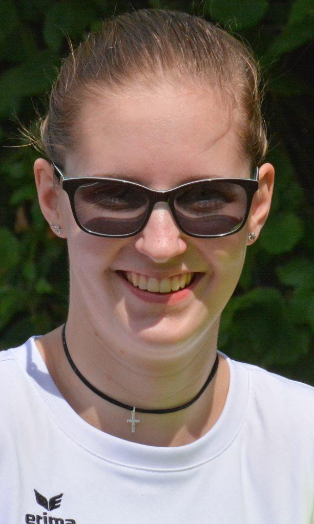 06: Lena Dohrmann (Archivfoto) startete bei den Frauen über die 100 m und im Diskuswurf.