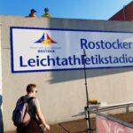 Die diesjährigen Deutschen Jugendmeisterschaften fanden erneut im Leichtathletikstadion der Hanse- und Universitätsstadt Rostock statt.