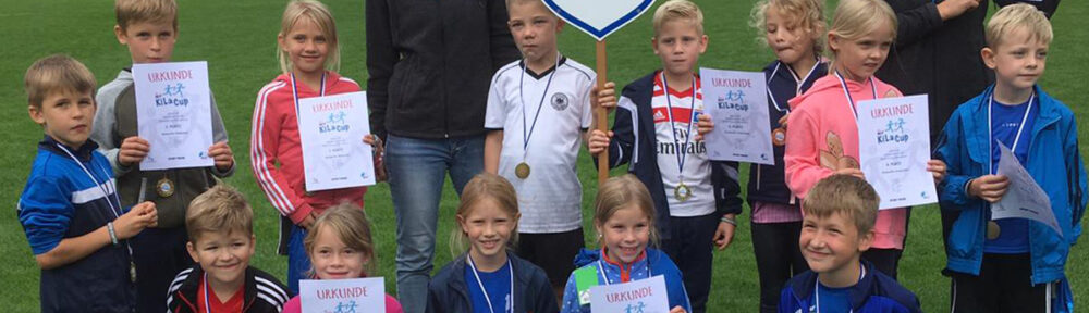 "Die ""KiLa-Cup""-Teilnehmenden des TuS Elsdorf. (Foto: Marina Witten)"
