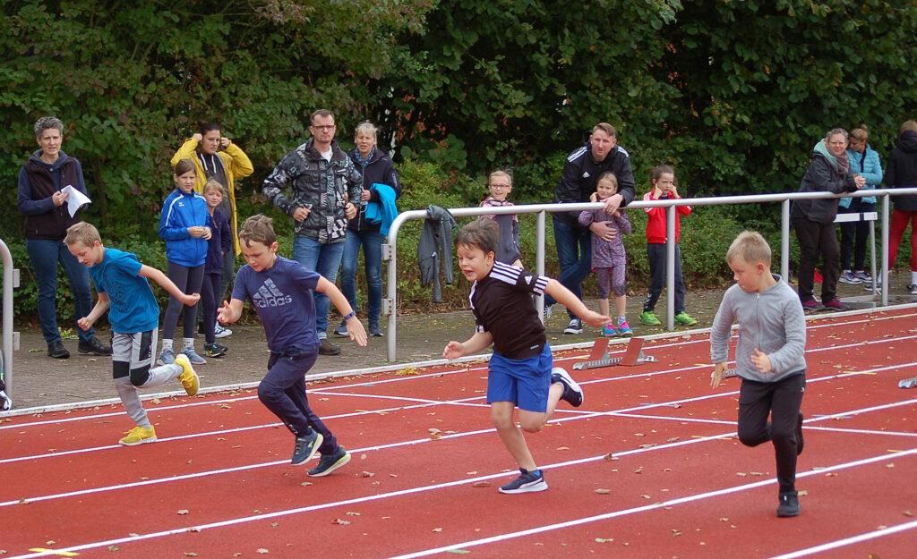 Rennen über die Sprint-Distanzen waren ebenfalls ausgeschrieben.