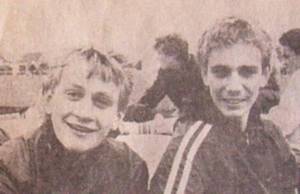 Bernd Bredehöft und Matthias Wenner