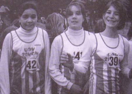 Silvia Meyer, Constanze Kiwitt und Merle Zabel
